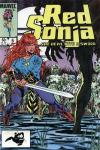 Red Sonja #6 comic books - cover scans photos Red Sonja #6 comic books - covers, picture gallery
