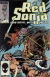 Red Sonja #7 comic books - cover scans photos Red Sonja #7 comic books - covers, picture gallery