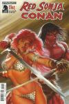 Red Sonja/Conan Comic Books. Red Sonja/Conan Comics.