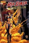 Red Sonja versus Thulsa Doom comic books
