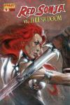 Red Sonja versus Thulsa Doom #4 comic books - cover scans photos Red Sonja versus Thulsa Doom #4 comic books - covers, picture gallery