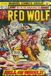 Red Wolf #8 comic books for sale