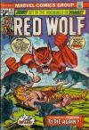 Red Wolf #9 comic books for sale