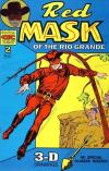 Redmask of the Rio Grande #2 Comic Books - Covers, Scans, Photos  in Redmask of the Rio Grande Comic Books - Covers, Scans, Gallery