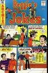 Reggie's Wise Guy Jokes comic books