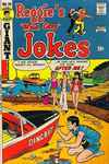 Reggie's Wise Guy Jokes #26 comic books - cover scans photos Reggie's Wise Guy Jokes #26 comic books - covers, picture gallery