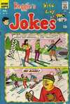 Reggie's Wise Guy Jokes #4 Comic Books - Covers, Scans, Photos  in Reggie's Wise Guy Jokes Comic Books - Covers, Scans, Gallery