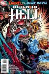 Reign in Hell #3 comic books for sale