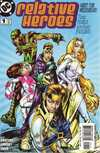 Relative Heroes # comic book complete sets Relative Heroes # comic books