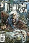 Resurrection Man comic books