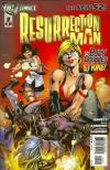 Resurrection Man #2 Comic Books - Covers, Scans, Photos  in Resurrection Man Comic Books - Covers, Scans, Gallery
