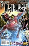 Resurrection Man #3 comic books - cover scans photos Resurrection Man #3 comic books - covers, picture gallery