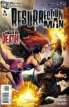 Resurrection Man #5 comic books - cover scans photos Resurrection Man #5 comic books - covers, picture gallery