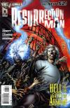 Resurrection Man #6 comic books - cover scans photos Resurrection Man #6 comic books - covers, picture gallery