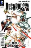 Resurrection Man #9 Comic Books - Covers, Scans, Photos  in Resurrection Man Comic Books - Covers, Scans, Gallery