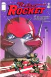Retro Rocket #2 Comic Books - Covers, Scans, Photos  in Retro Rocket Comic Books - Covers, Scans, Gallery