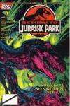 Return to Jurassic Park comic books