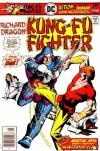 Richard Dragon: Kung-Fu Fighter #11 comic books for sale
