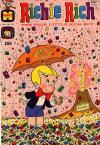 Richie Rich #110 comic books - cover scans photos Richie Rich #110 comic books - covers, picture gallery