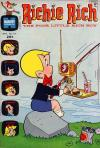 Richie Rich #117 comic books - cover scans photos Richie Rich #117 comic books - covers, picture gallery