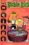 Richie Rich #130 comic books - cover scans photos Richie Rich #130 comic books - covers, picture gallery