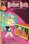 Richie Rich #134 comic books - cover scans photos Richie Rich #134 comic books - covers, picture gallery