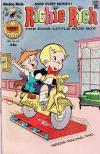 Richie Rich #137 comic books - cover scans photos Richie Rich #137 comic books - covers, picture gallery