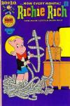 Richie Rich #138 comic books - cover scans photos Richie Rich #138 comic books - covers, picture gallery
