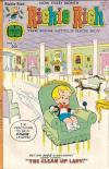 Richie Rich #153 comic books - cover scans photos Richie Rich #153 comic books - covers, picture gallery