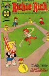 Richie Rich #155 comic books - cover scans photos Richie Rich #155 comic books - covers, picture gallery