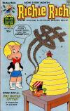 Richie Rich #156 comic books - cover scans photos Richie Rich #156 comic books - covers, picture gallery