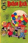 Richie Rich #159 comic books - cover scans photos Richie Rich #159 comic books - covers, picture gallery