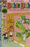 Richie Rich #165 comic books - cover scans photos Richie Rich #165 comic books - covers, picture gallery
