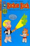Richie Rich #167 Comic Books - Covers, Scans, Photos  in Richie Rich Comic Books - Covers, Scans, Gallery