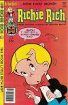 Richie Rich #180 Comic Books - Covers, Scans, Photos  in Richie Rich Comic Books - Covers, Scans, Gallery
