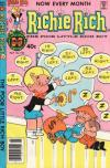 Richie Rich #190 Comic Books - Covers, Scans, Photos  in Richie Rich Comic Books - Covers, Scans, Gallery