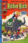 Richie Rich #203 Comic Books - Covers, Scans, Photos  in Richie Rich Comic Books - Covers, Scans, Gallery
