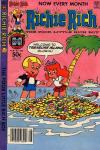 Richie Rich #205 comic books - cover scans photos Richie Rich #205 comic books - covers, picture gallery