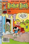 Richie Rich #206 Comic Books - Covers, Scans, Photos  in Richie Rich Comic Books - Covers, Scans, Gallery