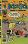 Richie Rich #217 Comic Books - Covers, Scans, Photos  in Richie Rich Comic Books - Covers, Scans, Gallery