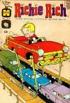 Richie Rich #37 comic books - cover scans photos Richie Rich #37 comic books - covers, picture gallery