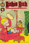 Richie Rich #4 comic books - cover scans photos Richie Rich #4 comic books - covers, picture gallery