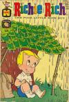 Richie Rich #72 comic books - cover scans photos Richie Rich #72 comic books - covers, picture gallery