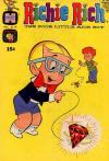 Richie Rich #99 comic books - cover scans photos Richie Rich #99 comic books - covers, picture gallery