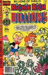 Richie Rich Billions #41 comic books - cover scans photos Richie Rich Billions #41 comic books - covers, picture gallery
