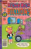 Richie Rich Billions #43 comic books for sale