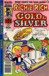 Richie Rich Gold and Silver #40 Comic Books - Covers, Scans, Photos  in Richie Rich Gold and Silver Comic Books - Covers, Scans, Gallery