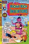 Richie Rich Inventions #19 Comic Books - Covers, Scans, Photos  in Richie Rich Inventions Comic Books - Covers, Scans, Gallery
