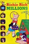 Richie Rich Millions #21 Comic Books - Covers, Scans, Photos  in Richie Rich Millions Comic Books - Covers, Scans, Gallery