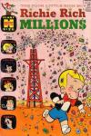 Richie Rich Millions #23 Comic Books - Covers, Scans, Photos  in Richie Rich Millions Comic Books - Covers, Scans, Gallery